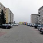 Nowa nawierzchnia drogi Os. Waryńskiego