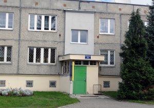 """Budynek Administracyjny Spółdzielni Mieszkaniowej """"GRYF"""" wDębnie"""